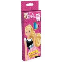 Barbie Набор цветных карандашей 24 цветов Академия групп