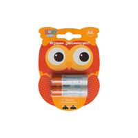 Батарейки для игрушек, тип АА, 2 шт., Roxy-kids