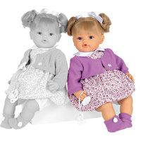 Кукла Дора в фиолетовом, 42 см, Munecas Antonio Juan