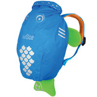 TRUNKI Рюкзак для бассейна и пляжа, голубой Knorrtoys.Com