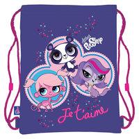 Сумка-рюкзак для обуви  , Littlest Pet Shop Академия групп