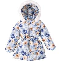Пальто для девочки Button Blue