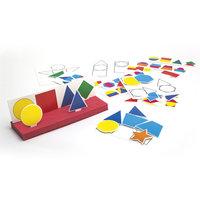 Калейдоскоп геометрических фигур, Pic`n Mix