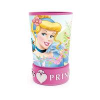 Disney Princess Стакан рельефный (260 мл). Новый Диск