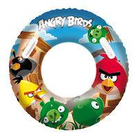 Круг для плавания 91см, Angry Birds Bestway