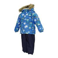 Комплект для мальчика: куртка и полукомбинезон Huppa