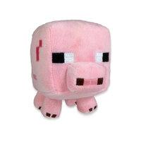 """Мягкая игрушка """"Поросенок"""", 18 см, Minecraft Jazwares"""