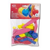Everts 30 шариков ассорти (разноцветные)