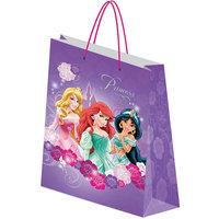 """Подарочный пакет """"Принцессы Дисней"""" 33*43*10 см Академия групп"""