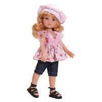 Кукла Даша, 32см, Paola Reina
