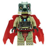 Будильник Краггер, LEGO Легенда Чима (минифигура) Детское время