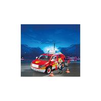 PLAYMOBIL 5364 Пожарная служба: Пожарная машина командира со светом и звуком Playmobil®