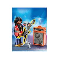 PLAYMOBIL  4784 Экстра-набор: Рок-звезда Playmobil®