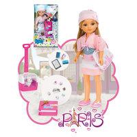 "Кукла Нэнси ""Путешественница"", завтрак в Париже, Famosa"
