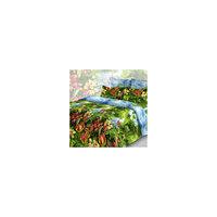 """Комплект 3D """"Прекрасный сад"""" 1,5-спальный (2 наволочки 70х70см), Letto"""