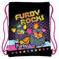Сумка-рюкзак для обуви , Furby Академия групп