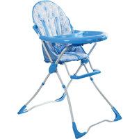 Стульчик для кормления C-H (one tray), Leader kids, голубой