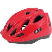 Велошлем, красный,  Ecos