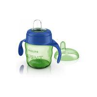 Чашка-поильник с носиком Comfort, 200 мл, Avent, зеленый