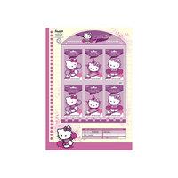 Наклейка Hello Kitty Болельщица, в ассортименте Детское время