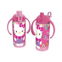 Бутылка спортивная с ручками (360 мл), Hello Kitty Новый Диск