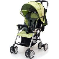 Прогулочная коляска Elegant, Jetem, черный/зеленый