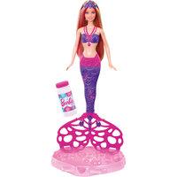 Русалочка с волшебными пузырьками, Barbie Mattel