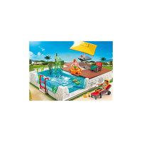PLAYMOBIL 5575 Особняки: Бассейн с террасой Playmobil®