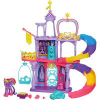 "Игровой набор ""Королевство Твайлайт Спаркл Райнбоу"", My little Pony Hasbro"