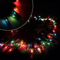 Электрогирлянда с мини-лампами, 60 ламп, 3 м Волшебная Страна