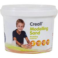 Кинетический песок для лепки, 5 кг Creall