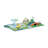 Игровой набор «Почта с мостом», Робокар Поли Silverlit