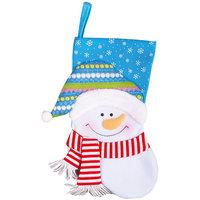 "Носок для подарков ""Снеговик"", 40 см Феникс Презент"