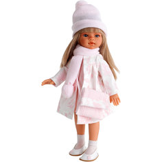 Кукла Эмили, блондинка, 33 см, Munecas Antonio Juan
