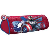 "Пенал-тубус ""Капитан Америка"", Marvel Heroes Limpopo"