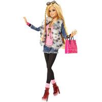 "Кукла Барби Fashionistas ""Делюкс"", в ассортименте, Barbie Mattel"