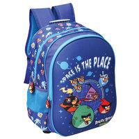 Ранец Super bag, EVA с ортопедической спинкой, Angry Birds Limpopo