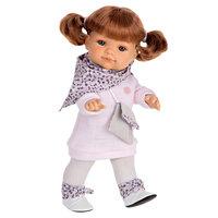 Кукла Кэти в розовом, 38 см, Munecas Antonio Juan