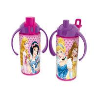 Бутылка спортивная с ручками (360 мл), Принцессы Новый Диск