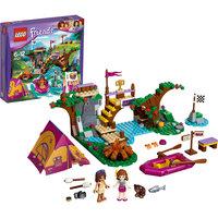 LEGO Friends 41121: Спортивный лагерь: сплав по реке