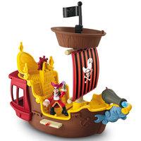 Корабль веселого роджера (Джейк и пираты), Fisher-Price Mattel