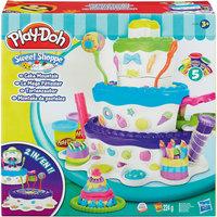 """Игровой набор """"Праздничный торт"""", Play-Doh Hasbro"""