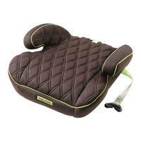 Автокресло-бустер Booster Rider, 15-36 кг., Happy Baby, коричневый