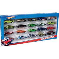 Базовые машинки (упаковка из 20-ти), Hot Wheels Mattel