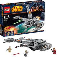 LEGO Star Wars 75050: Истребитель B-Wing