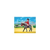 PLAYMOBIL 5110 Конный клуб: Трекерная лошадь со стойлом Playmobil®
