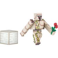 Фигурка Железный голем, 8см, Minecraft Jazwares