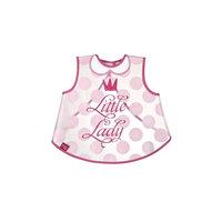 Слюнявчик-жилетка  Happy Baby, розовый.