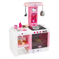 Кухня электронная  miniTefal Cheftronic, Hello Kitty Smoby