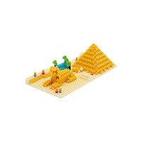 Пирамида Хеопса, nanoblock -